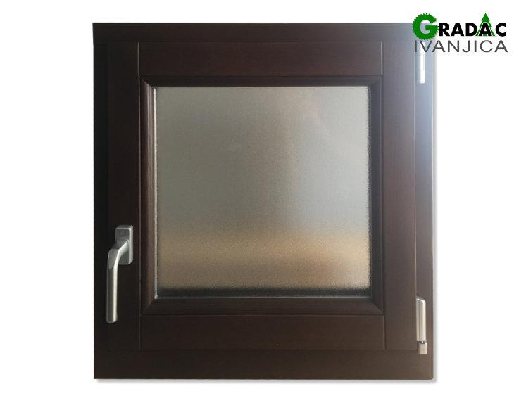 Drveni prozor Eurofalc 68, stolarija Gradac Ivanjica