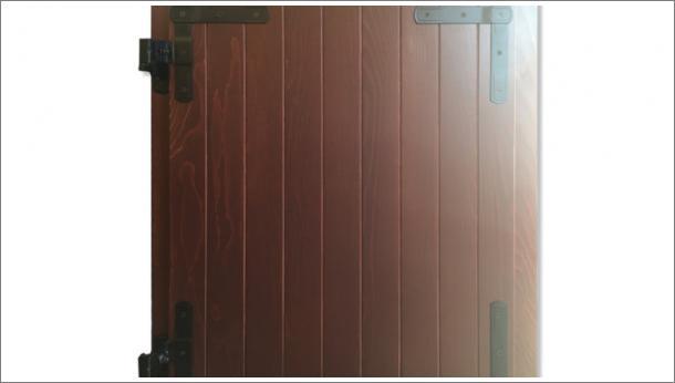 Drveni kapak za prozor, stolarija Gradac Ivanjica