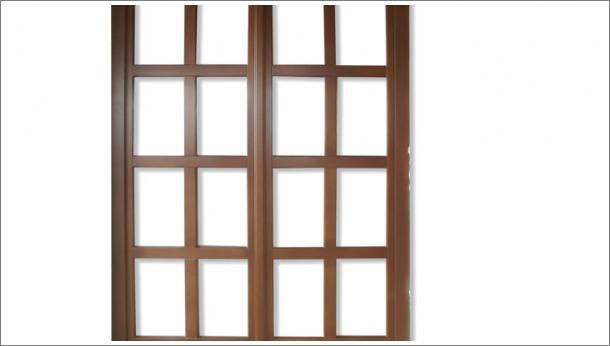 Dvokrilna balkonska vrata, stolarija Gradac, Ivanjica
