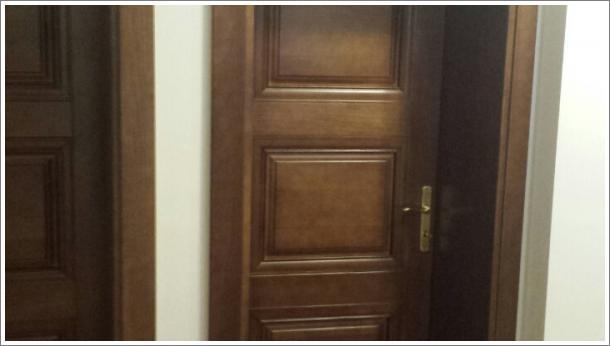 Unutrašnja sobna vrata, masiv - stolarija Gradac Ivanjica