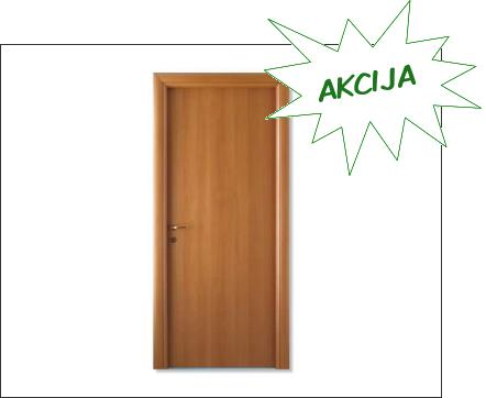 Sobna vrata standardnih dimenzija - Gradac akcijska cena