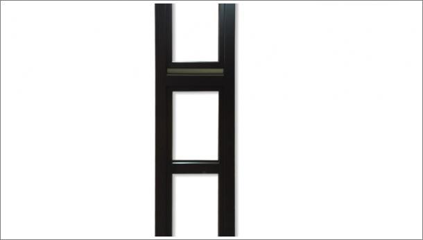 Drveni jednokrilni prozor